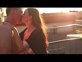 Happy porn valentine sandy robert rooftop romance kozodirky cz