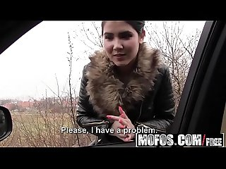 Mofos stranded teens czech honeys roadside sex tape starring lady d