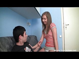 Amateur teen porn video