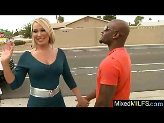 Big black cock sucked and banged by hungry Milf mellanie monroe movie 21