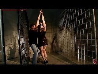 Innocent girl in strict rope bondage period bdsm movie period hardcore bondage sex period