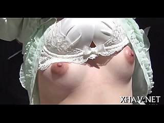 Oily oriental pleasures herself