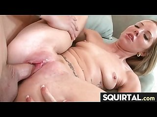 Amzing squirting orgasm 15