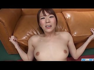 Hitomi Oki severe fucked and made to swallow spunk - More at 69avs com
