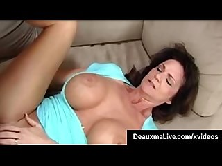 Texas cougar deauxma blows gets analized by mafia bookie