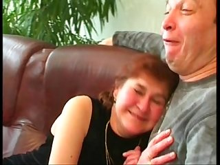 Chubby mama loves young cock