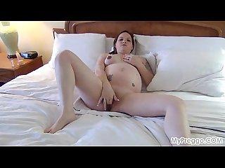 Pregnant kaylie 01 from mypreggo com