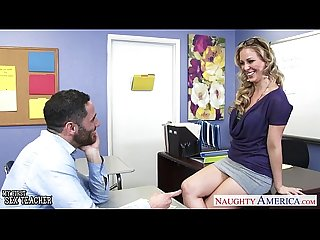 Busty sex teacher veronica avluv fucking