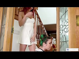 The Naughty Maid - Serena Blair and Jayden Cole