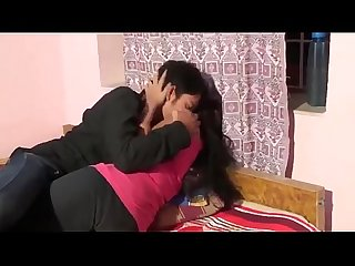 Hot Bhabhi romance with husband S friend hindi 2017