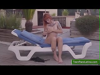 Oye loca latinas loquita gets caught with lylian red xxx vid 02