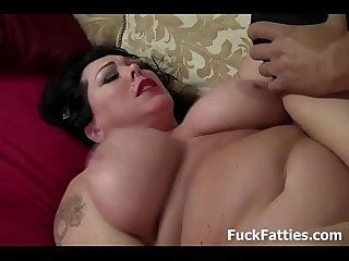 Beautiful fat chick fucking big cock full movie