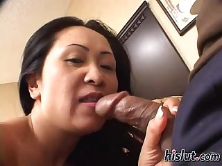 Kitty is A Hot asian milf
