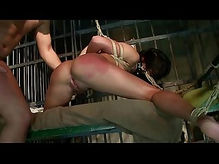 Dirty cop's sex slaves. Tamed wild cat.BDSM movie.Hardcore bondage sex.