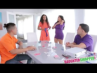 Julz Gotti, Demi Sutra In Strip Poker And Stroke Her
