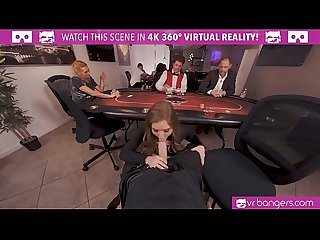 Vrbangers com Busty babe is Fucking hard in this agent vr porn parody