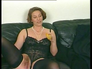 Hot german milf fucked hard