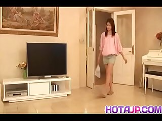 Strong encounter with a big dick for iori mizuki more at hotajp period com