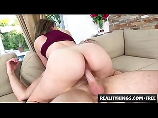 RealityKings - Milf Hunter - (Addie Juniper, Levi Cash) - Pussy Passenger