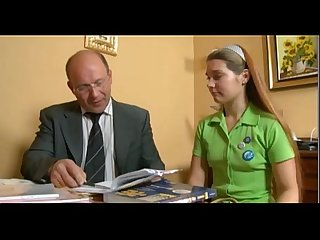 Young teen cute russian girl and old man teacher period sweet fist time porn period