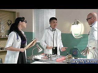 Doctor treat with Sex horny wild patient movie 26