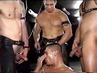 Boyfriendtv com bondage Gays pissing