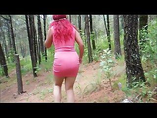 weedhotsama se desnuda en el uber y se baja desnuda a caminar part1