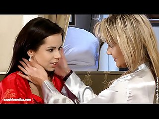 Sensual lickers by sapphic erotica sensual lesbian sex scene with regina and k