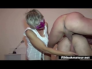 In the ass of everybody milf bisexual awesome