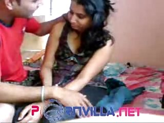 Indian Bhabhi with boyfriend sanjanasingh in