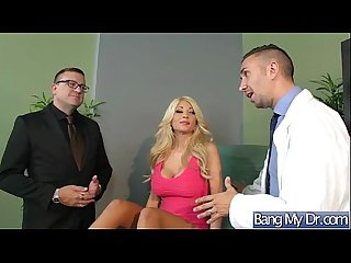 (kayla kayden) Horny Patient Take It Hard From Doctor movie-12