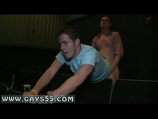 Young tiny gay porn first time Two folks meet in passing and
