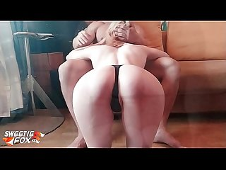 Student Blowjob Dick Teacher and Hard Doggy Sex after College