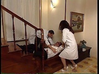 Sexual visit of hot jessica rizzo doctor