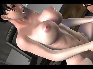 Umemaro 3D Vol.9 Twin Succubus (hentai)