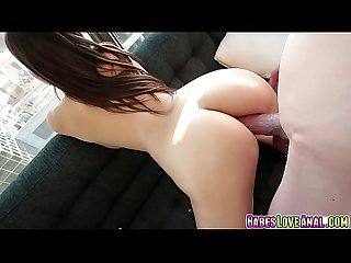 Valentina Nappi gets anal fuck on top