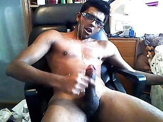 Gay indian huge cumshot