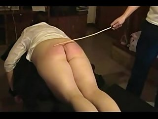 Amateur wife bdsm Girlfriend whip Spank cane lash
