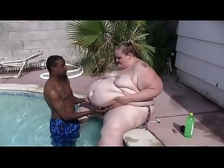 Ssbbw airabella S 500 pound Belly worship
