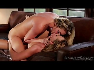 Hot lesbian action