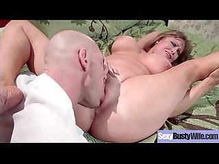 Slut Housewife (Darla Crane) With Big Round Juggs Love Sex Action mov-07