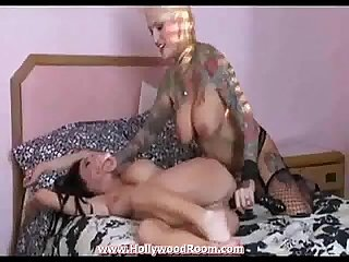 Janine and jessica jaymes lesbian sex
