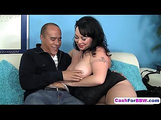 Beautiful bbw lady betty paige gets her pussy slammed hard in doggystylehd 2