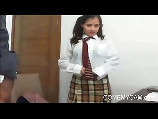 Small age real school girl sucking and fucking in classroom on comemycam com