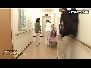 JavBusty.com - JAV Schoolgirls excited by a man