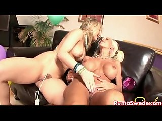 Puma Swede Plays With Alexis Texas Big Ass!