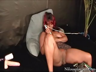 Ass pussy toy show num 119 lpar screaming orgasm rpar nilou achtland