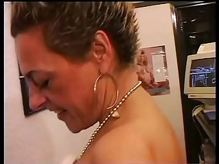 My cock can't resist to the irresistible charm of a mature slut! Vol. 5