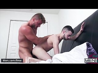 Will Braun and William Seed and Zack Hunter - Hide And Seek Part 2 - Drill My Hole - Men.com