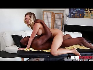 Busty blonde Milf kagney linn carter gets destroyed by A bbc